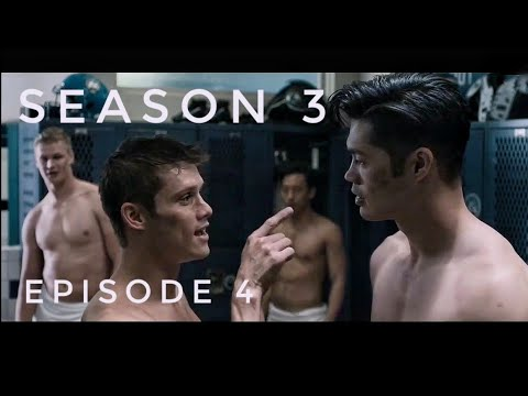 Zach And Monty FIGHT - 13 Reasons Why Season 3 Episode 4