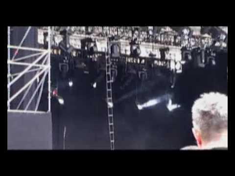 David Gilmour BREATHE soundcheck Venezia