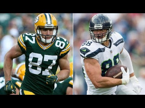 GREEN BAY DID WHAT? PACKERS RELEASE JORDY NELSON; SIGN TE JIMMY GRAHAM