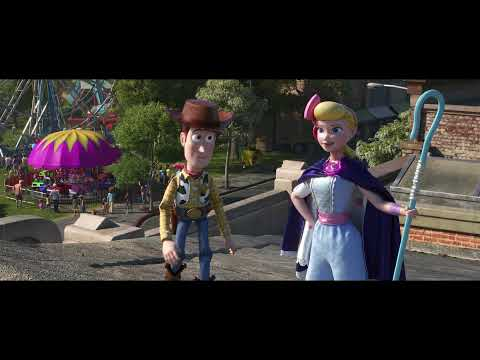 Toy Story 4 - Trailer