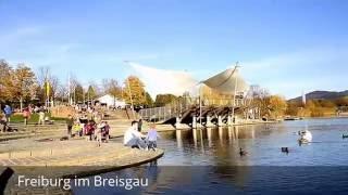 Freiburg im Breisgau Germany  city images : Places to see in ( Freiburg im Breisgau - Germany )