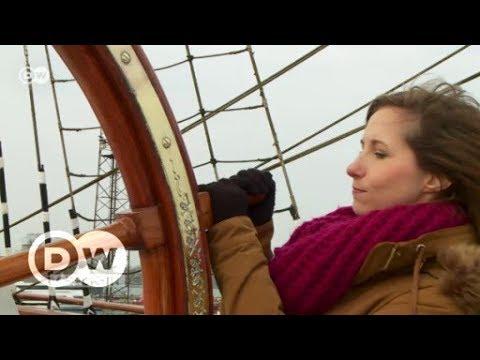 Eine Winterreise von Stralsund nach Rügen | DW Deutsc ...