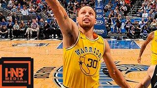 Golden State Warriors vs Orlando Magic Full Game Highlights | Feb 28, 2018-19 NBA Season