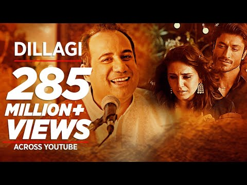 Download Tumhe Dillagi Song By Rahat Fateh Ali Khan | Huma Qureshi, Vidyut Jammwal | Salim - Sulaiman HD Mp4 3GP Video and MP3