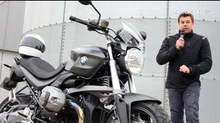 2. Essai BMW R1200R
