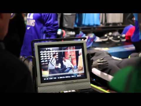 0 Nike Mag 2011   Back 4 The Future | Behind The Scenes
