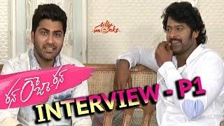 Video Prabhas Interviewing Sharwanand P1 - Run Raja Run - Exclusive MP3, 3GP, MP4, WEBM, AVI, FLV Mei 2019