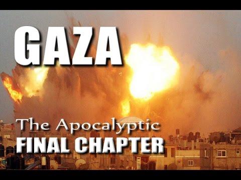 ISRAEL INVADES GAZA  –  Bible Prophecy reveals coming devastation