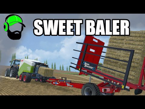 Pack Balestacker and baler attacher v2.0 Fix and WheelShader