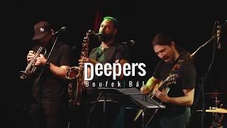Video DEEPERS v Malostranské besedě 21.9.2017 sestřih ze křtu desky Bo
