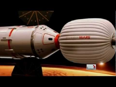 All the Way to Mars - Wed, Feb 27: How would you like to take a trip all the way to Mars? As Robin Stickley explains, an American millionaire is looking for volunteers. For more i...