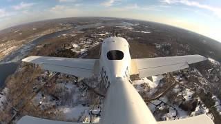 Cirrus SR-20 Snowy Soft Field Operations