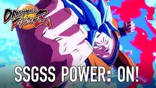 Super Saiyan Blue Goku e Vegeta