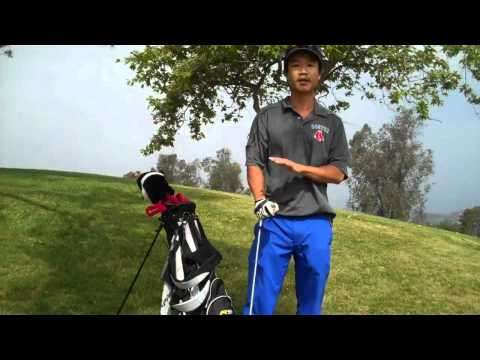 LA Top Local Instructor Bob Cisco Shows Actor Dylan Tran How to Play Better Golf