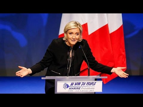 Μαρίν Λεπέν: «Θα έκανα τα πάντα για την ασφάλεια των Γάλλων»