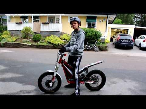 Hur man lär sig stegra med Cykel/Trail