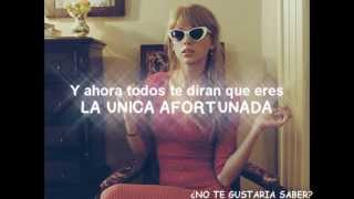 The Lucky One-Taylor Swit en Español