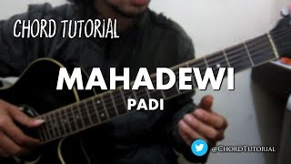 Video Mahadewi - Padi (CHORD) MP3, 3GP, MP4, WEBM, AVI, FLV Juli 2018