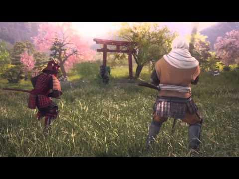 Total War: Shogun 2 Intro Trailer