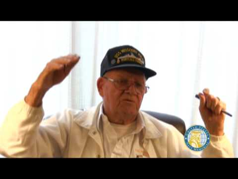 USNM Interview of Robert Watts Part One the USS Cetus, USS Napa, and the Battle of  Okinawa