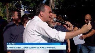 CDHU sorteia 355 imóveis para três municípios da região