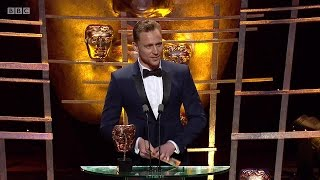 Tom Hiddleston at BAFTA TV Awards 2016 full download video download mp3 download music download