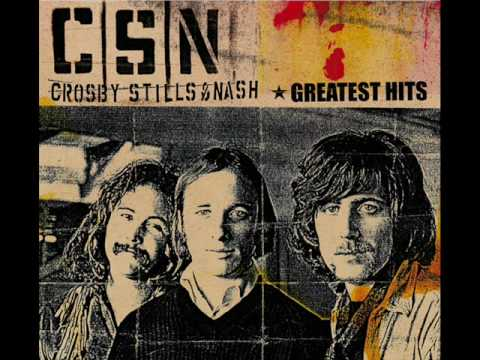 Crosby,Stills & Nash - Dear Mr. Fantasy - YouTube