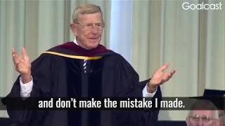 Lou Holtz - Franciscan University of Steubenville Commencement Speech