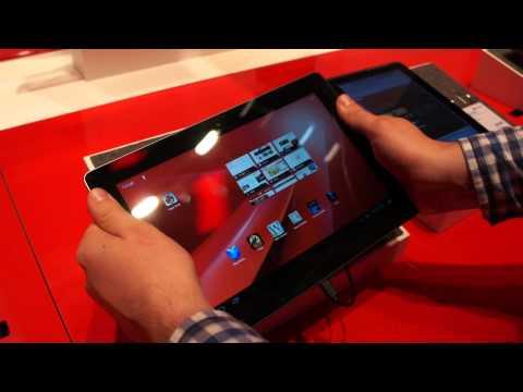 Vodafone Smart Tab 2 10″ Kurztest @ IFA 2012