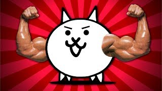 CATS ARE EVOLVING - The Battle Cats #2