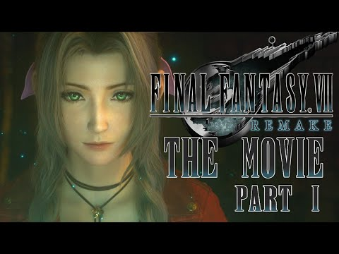 Final Fantasy VII Remake - All Cutscenes Movie [Japanese Voice][English Sub][Part 1]