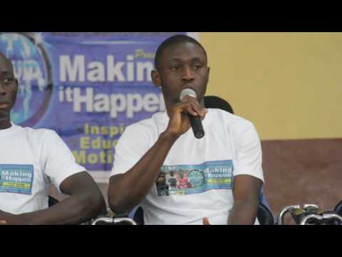 Video: Making it Happen: I was not serious with my studies in primary school- Waris