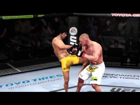 EA UFC Bruce Lee's Fists of Fury