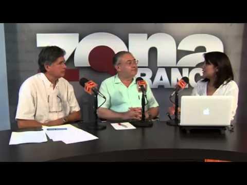 Rogelio Ramos y Víctor Pérez del CIMAT