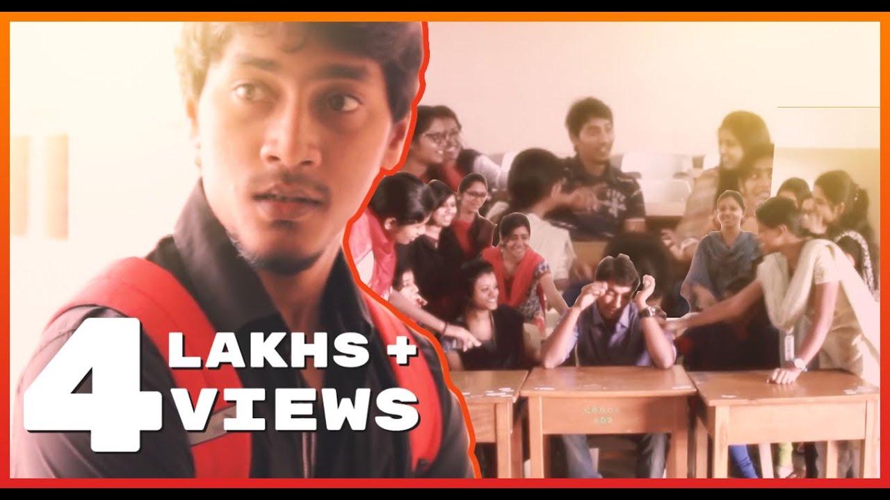 1st Day 1st Class (B.E Mech) tamil short film