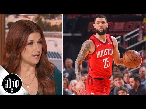 Video: Where do Rockets stand in West after signing Austin Rivers? | The Jump