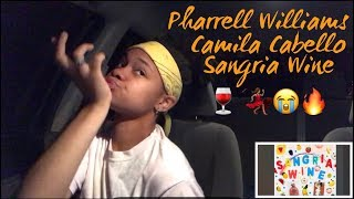 Pharrell Williams X Camila Cabello - Sangria Wine (REACTION) 🍷💃🏽🔥