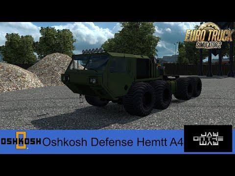 OSHKOSH HEMTT 1.36.x