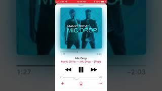 Mic Drop by Manic Drive — Mic Drop - Single