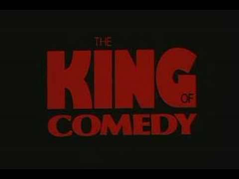 THE KING OF COMEDY -  Trailer ( 1982 )