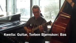 Our Spanish Love Song - Kwella/Bjørnskov