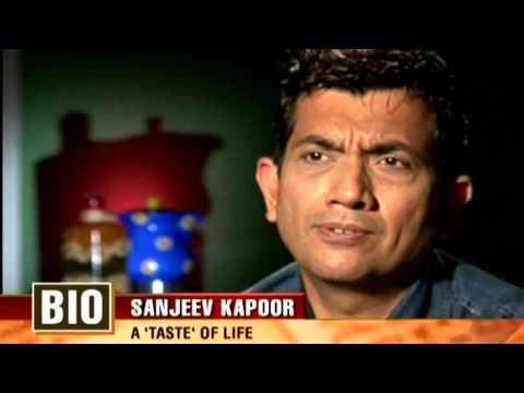 Sanjeev Kapoor - BIO