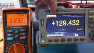 Siglent SDM3055 5.5 Digit Bench Multimeter Review – Part 1