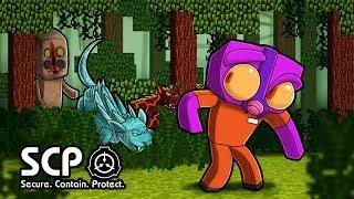 Minecraft - SCP SURVIVAL EXPERIMENT! (SCP CONTAINMENT BREACH)