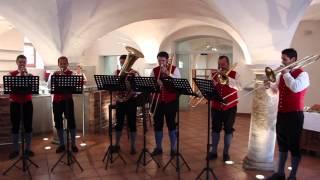 Eröffnung des Kultursommers in St. Paul am 7. Juni 2014.