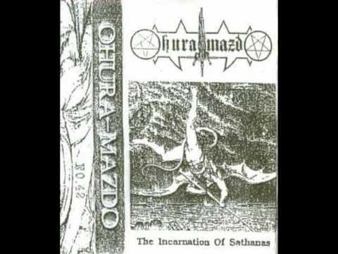 Ohura-Mazdo - Grief of Caco-Daemon (1992) (Raw Underground Black Metal Japan)