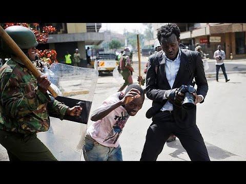 Κένυα: Πολιτική όξυνση και ταραχές στο Ναϊρόμπι