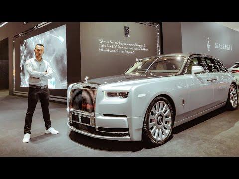 Rolls Royce PHANTOM thế hệ VIII 2019 - Ông Hoàng của các Ông Hoàng Sedan siêu sang | XEHAY - Thời lượng: 23 phút.