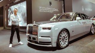 Rolls-Royce PHANTOM thế hệ VIII 2019 - Ông Hoàng của các Ông Hoàng Sedan siêu sang | XEHAY