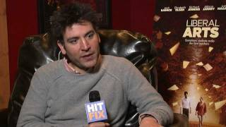 Nonton Director   Actor Josh Radnor Talks  Liberal Arts  At Sundance 2012 Film Subtitle Indonesia Streaming Movie Download